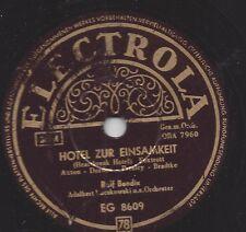 Ralf Bendix singt Elvis auf Deutsch : Hotel zur Einsamkeit = Heartbreak Hotel