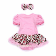 Unbranded Animal Print Dresses (0-24 Months) for Girls