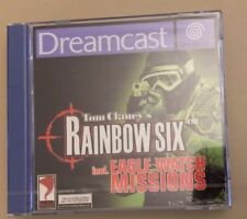 New Dreamcast Game Tom Clancy's Rainbow Six in Plastic Case  Make an Offer