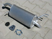 Kia Picanto 1.0 1.1 2004-2011 exhaust rear silencer *3908