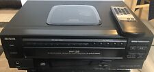 New listing *Very Nice* Aiwa Xc-37Mu 5-Disc Compact Disc Player/ Changer System With Remote