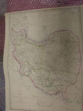 Antique Asian Maps & Atlases Persia 1800-1899 Date Range
