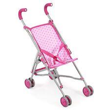 Bayer Chic 2000 Mini-Buggy Roma Dots Pink NEU