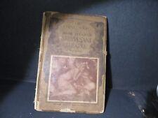 1907.1ST NIGHT DAVID BELASCO'S STUYVESANT THEATRE Hardcover Book Y7