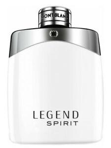 Mont Blanc Legend Spirit 100ml EDT FREE P&P