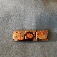 Casa D'oro Dora The Explorer And 2 Boots Link Charms9mm