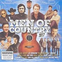 Various Artists - Men Of Country 2017 [New & Sealed] 2 CDs