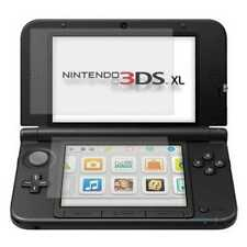 3x Lamina protector de pantalla para Nintendo 3DS XL film LCD Screen Protector