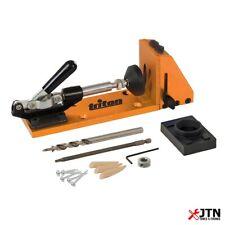 Triton 355399 TW7PHJ Pocket Hole Jig Kit 7 Piece