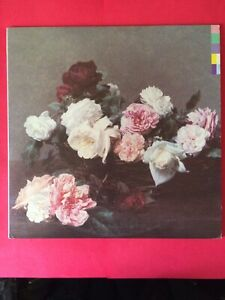 New Order - Power Corruption and Lies Vinyl LP 1983