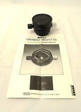 (C) Nikon Nikkor UW 28mm f/3.5 S#176994