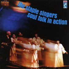 The Staple Singers - Soul Folk in Action [New CD]