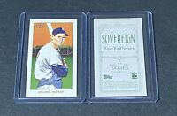 2020 Topps T206 Ted Williams Sovereign Back SP HOF RED SOX