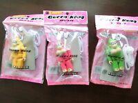 KUBRICK Queen Kong Pink Yellow Green 3 set Medicom Toy Figure NEW F/S Japan