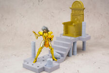 BANDAI Saint Seiya Panoramation: Gold Saint Saga Twins + Statue Of Athena