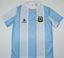 7d6e766fa1 le coq sportif Argentina Home Memorabilia Football Shirts (National ...