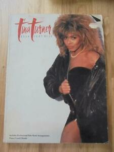 Tina Turner: Break Every Rule (Words and Music with Guitar Chords) - sheet music
