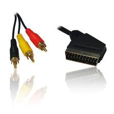 Cavi e connettori video SCART per tv e home audio 5-9m