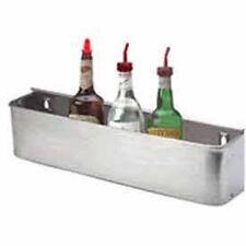 "Bar Equipment - 34"" Stainless Steel Speed Rail, generic"