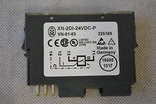 Moeller / Eaton / Micro Innovation digital Eingabemodul (XN-2DI-24VDC-P) (5.059)