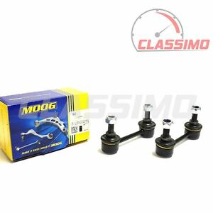 Moog Front Anti Roll Drop Link Bars for SUZUKI JIMNY - all models - 1998 to 2018