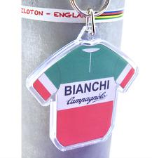 Gimondi Bianchi Campagnolo Italian Champion Giro Italia Cycling Jersey Key Ring