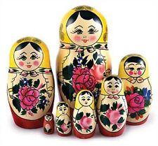 Russian Nesting Dolls Matryoshka 7 Pcs New