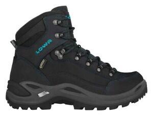 LOWA Renegade GTX Mid WS Wide Gore-Tex Outdoor Trekking Damen Schuhe 320968-9368