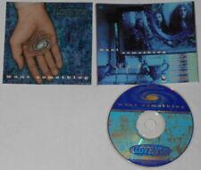 I Love You  Want Something   U.S. promo cd