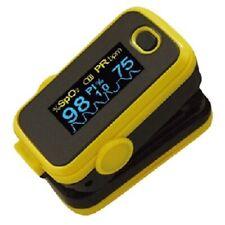 Fingerpulsoximeter, Finger Pulsoximeter, Oximeter O2 Oxymeter inkl. Alarmgrenzen