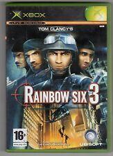 (GW253) Tom Clancy's Rainbow Six 3 - 2003 Xbox 360 Game