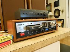 Vintage Sony 8 Track Stereo Tapecorder Tc-228 (Japan) as is or for repairs!