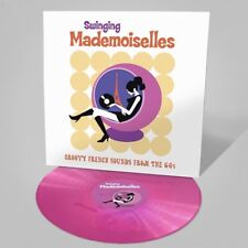 SWINGING MADEMOISELLES-GROOVY FRENCH SOUNDS   VINYL LP NEU