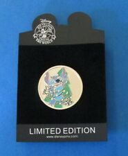 Disney Trading Pin DS - Christmas Golden Holiday Coin Series -  Stitch LE