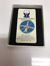 ISRAEL AIR FORCE IAF 03 BADGE PIN SQUADRON RECONNAISSANCE NEW