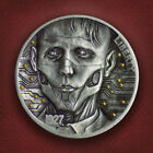 Hobo Nickel hand carved