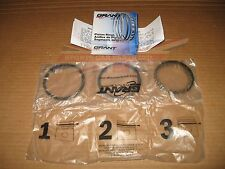 New Grant Piston Rings Ring Set for MGB 1972-1980 for Three Ring Pistons 040