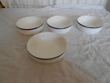 Lenox Decor valley forge bowls set of Four #7879