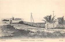 CARTAGENA, COLOMBIA ~ CITY FORTIFICATIONS & LA TENAZA OVERVIEW ~ c. 1902