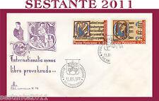 VATICANO FDC CAPITOLIUM 79 V ANNO DEL LIBRO (393)