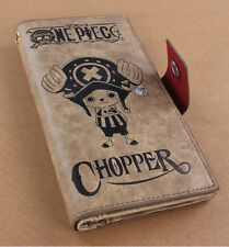 Neu Anime Manga One Piece Chopper Geldbörse Wallet Geldbeutel 032