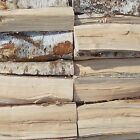 30 kg Birke TROCKEN - Birkenholz 33cm Brennholz Kaminholz Lagerfeuer Holz
