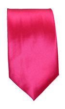 Solid Plain Polyester Men's Jacquard Woven Necktie 3 inches 29 Colors