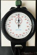 New Swiss Made Philip Harris Mechanical Analogue Athletic Sports 1/100 Stopwatch