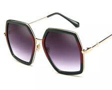 Men's/Women's/Unisex Oversized Square Sunglasses UV400 Sports Eyewear / 1PC