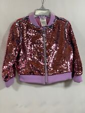 NWT Disney Ariel Reversible Sequined Jacket Size 3 The Little Mermaid