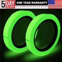 Glow In The Dark Waterproof Luminous Self Adhesive Tape Safety Stickers 3M*10MM