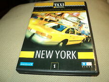 """DVD """"TAXI DRIVERS, VOLUME 1 - NEW-YORK"""" documentaire de Pierre BROUWERS"""