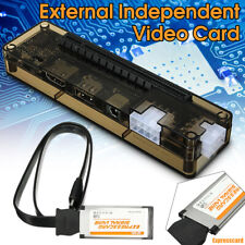V8.0 Exp Gdc Laptop External Independent Video Card for Beast Expresscard Vers.