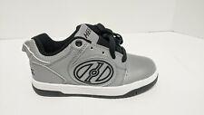 Heelys Voyager Wheeled Shoes, Grey, Little Kids 2 M